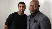 High-flying Antoine Fuqua at home making films that are grounded