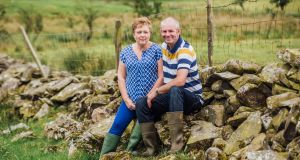 Allison and Will Abernethy:  they   gave up their jobs as a farmer and a nurse to produce butter and fudge full time