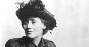 Countess Constance Markievicz: an  inspiration for change.
