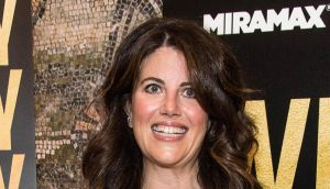 "Monica Lewinsky attends a screening of ""Whitney""  in New York City on June 27th, 2018. Photograph: Paul Zimmerman/WireImage/Getty"