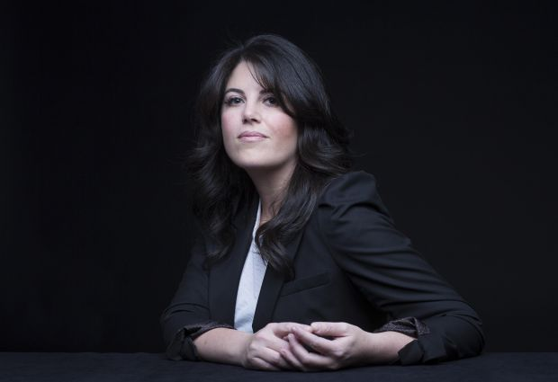 Monica Lewinsky: it was her reputation, not that of Bill Clinton, that was thoroughly trashed. Photograph: Damon Winter/New York Times