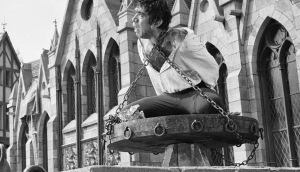 Anthony Quinn as Quasimodo in the 1957 film adaptation of Victor Hugo's The Hunchback of Notre Dame. Photograph: John Springer Collection/Corbis via Getty Images