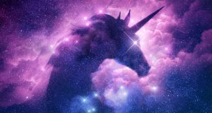 """Why unicorns? Their symbolism is innocence; only good girls can find them."" Photograph: iStock"