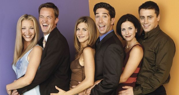 if netflix has changed tv why is friends still so popular