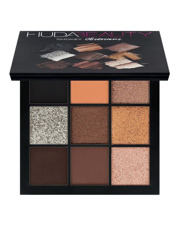 Huda Beauty Smokey Obsessions Palette (€28 at Brown Thomas)
