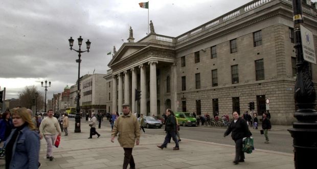 An Post May Leave Gpo Headquarters On Dublins Oconnell Street