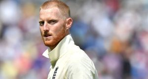 Ben Stokes: faces a protracted wait to learn if he faces any cricketing sanctions. Photograph: Anthony Devlin/PA Wire
