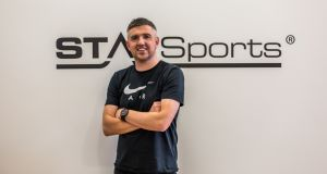 Sean O'Conner, co-founder and COO of StatSports. Photograph: The Irish Times/James Forde