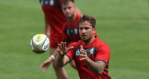 Danny Cipriani has pleaded guilty to charges of common assault and resisting arrest. Photograph: David Rogers/Getty