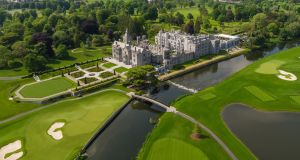 Adare Manor in Co Limerick has been voted Best Hotel in the World