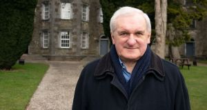 Former Taoiseach Bertie Ahern is one of the subjects in Kite Entertainment's 'Who Do You Think You Are?'