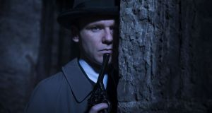 Brian Gleeson plays Jimmy Mahon in 'Resistance', RTÉ's War of Independence drama, which will air in January.