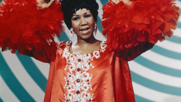 Aretha Franklin on the Andy Williams Show, 1969. Photograph: Fred A Sabine/NBC/NBCU Photo Bank via Getty Images