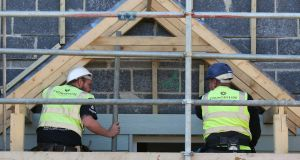 Housebuilder Cairn Homes fell 1.66 per cent to €1.542 as concerns over slowing property price inflation and rising construction costs weighed on investors.