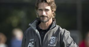 Ireland  coach Alexander: will run the rule over the Ireland squad when they gather at Lisnagarvey. Photograph: Koen Suyk