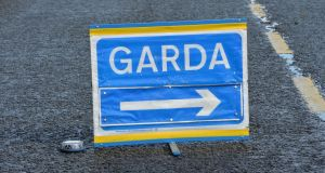 A man in his 20s died on Wednesday after his car crashed in Co Westmeath