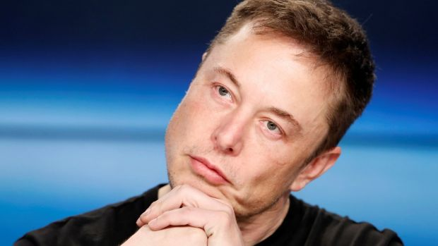 "Elon Musk: ""If you have anyone who can do a better job, please let me know. They can have the job. Is there someone who can do the job better? They can have the reins right now"""