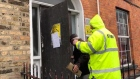 Protesters occupying Dublin house vacate property ahead of deadline