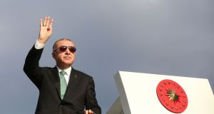 Turkey has become a major player in the new world order