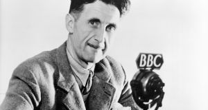 Paddy Jaques was to George Orwell (above) typical of all the vagrants he met during his own, self-imposed period in the gutter. Photograph: Getty Images