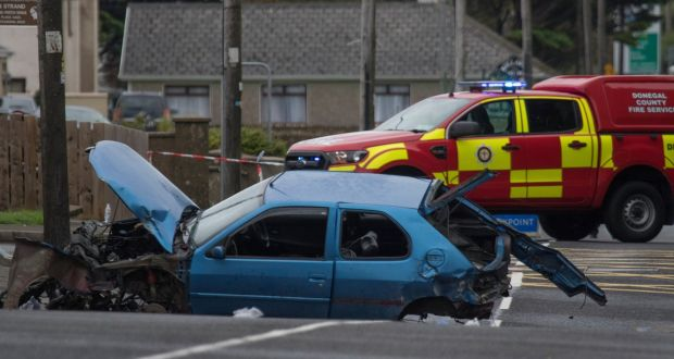 Man released without charge after Donegal crash leaves two dead