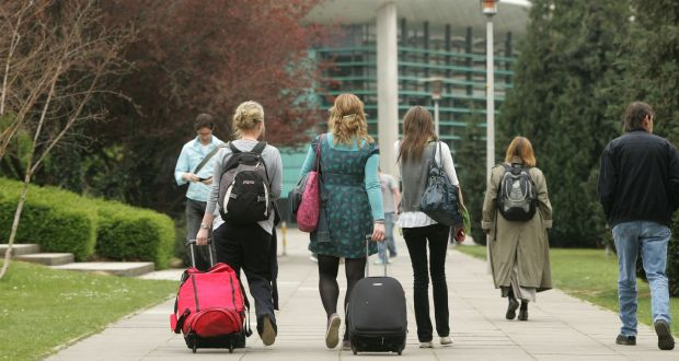Sharp rise in students living at home due to accommodation crisis