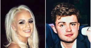 The two people who died have been named locally as Shiva Devine, who lived in Beleek but was originally from Donegal, and Conor McAleer from Ederney in Co Fermanagh
