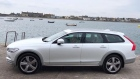 Our Test Drive: the Volvo V90 Cross Country Ocean Race