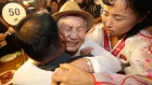 Tears of joy as Korean families reunited after 65 years