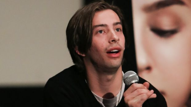 Actor Jimmy Bennett in 2015: Seeing Argento present herself as a victim of sexual assault was too much to bear, his lawyer wrote, and called up memories of their hotel reunion. Photograph: Paul Archuleta/Getty Images