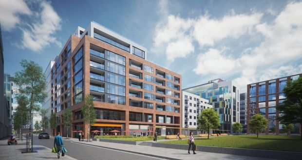 The Benson Building At 76 Sir John Rogerson S Quay Will Contain 14 One Bedroom Apartments