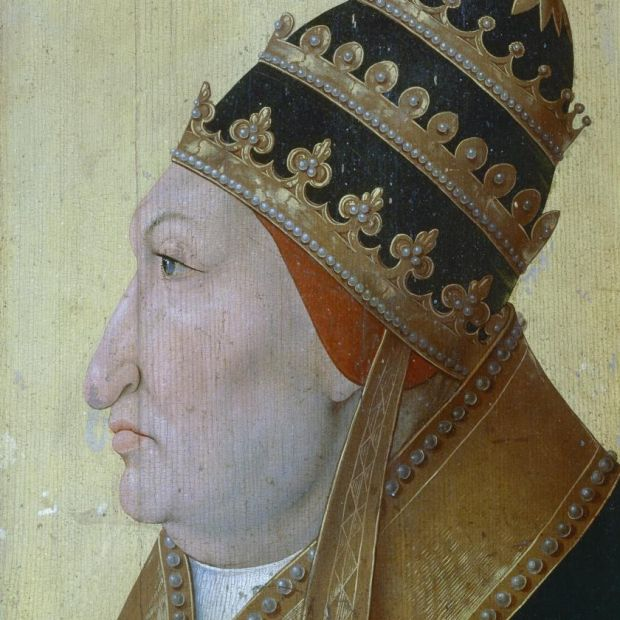 Machiavellian: Pope Alexander VI installed his family in key positions, forced his daughter Lucrezia Borgia to marry three times, starting when she was 13, and ran a lucrative sideline selling the title of cardinal to the wealthiest buyers. Photograph: DeAgostini/Getty
