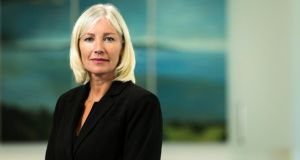 Incoming Ulster Bank chief executive Jane Howard, who is due to take up  the role next month.
