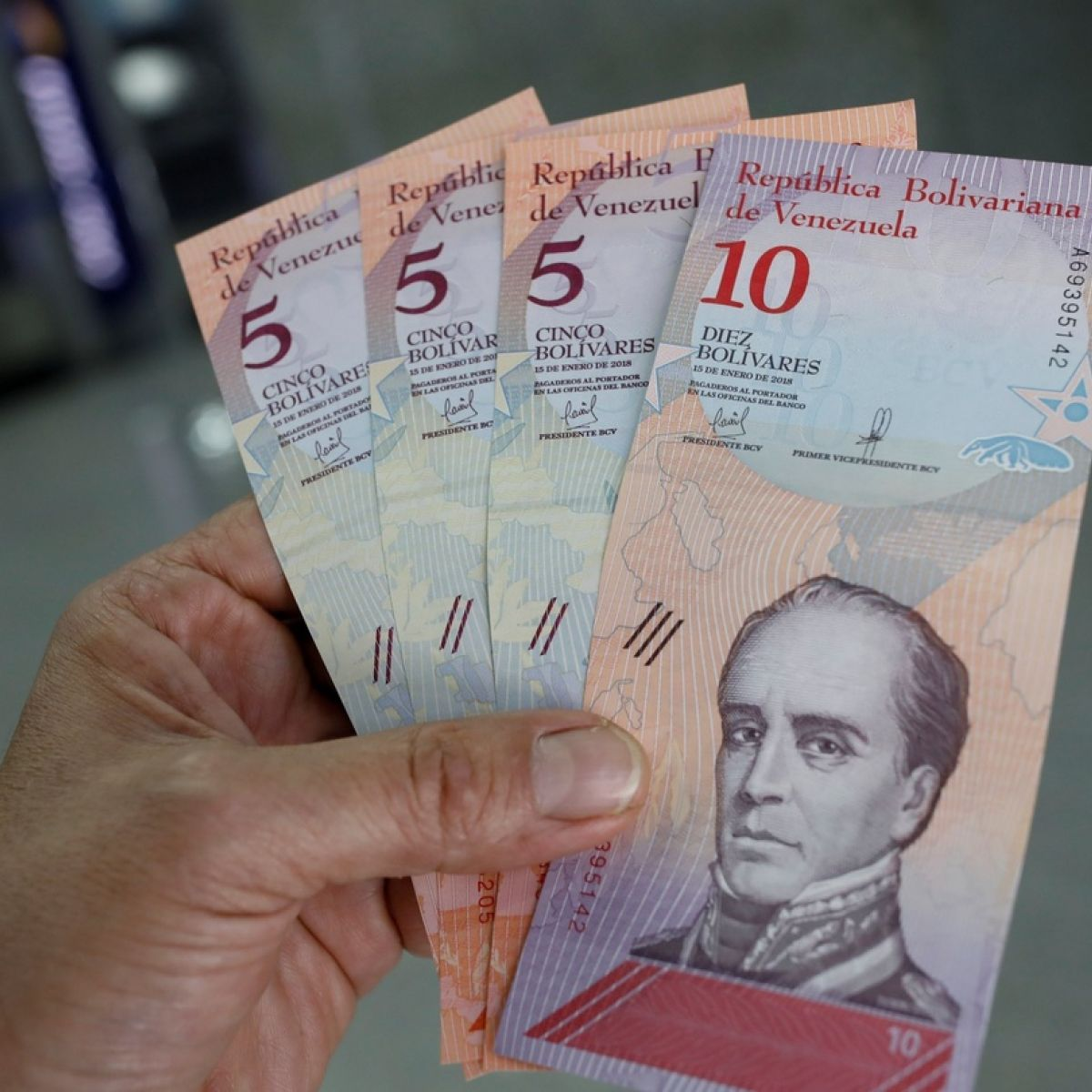 What is a bolivar? 76
