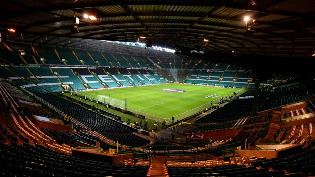 Celtic Park in Glasgow: the 60,000-seater stadium will host this season's Pro14 final on May 25th, 2019. Photograph: Mark Runnacles/Getty