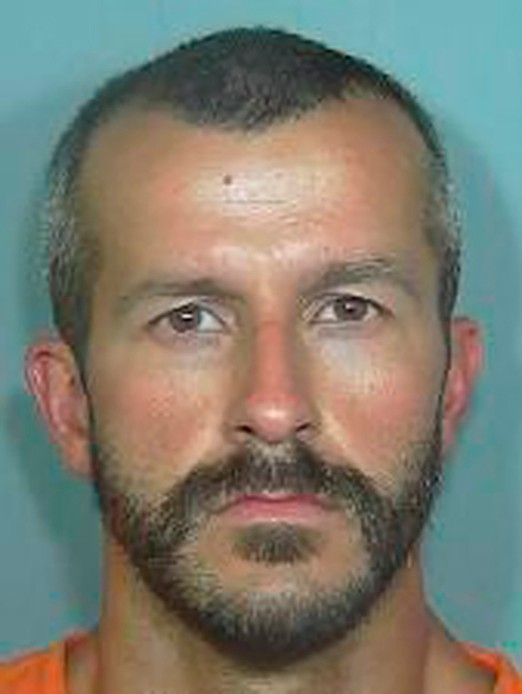 Chris Watts, who was arrested and is accused of killing his pregnant wife and two daughters, in a photo taken at the Weld County Sheriff's Office Photograph: Weld County Sheriff's Office via The New York Times