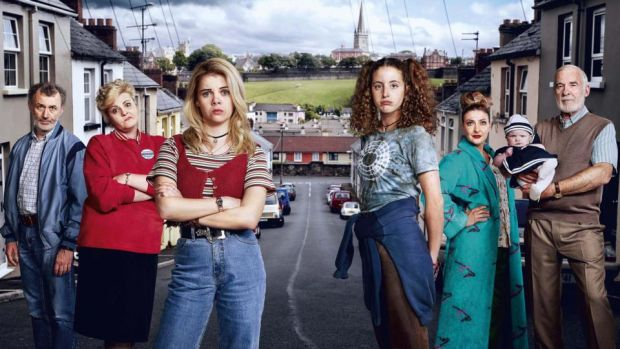 Derry Girls: Lisa McGee's comedy is the single most-watched TV programme in Northern Irish history