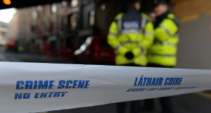 Gardaí have appealed for witnesses after a double stabbing at a house in Limerick in the early hours of yesterday.  Photograph: Frank Miller / The Irish Times
