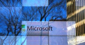 The Microsoft office in Cambridge, Massachusetts: A US court has given Microsoft permission to seize control of the six website domains as part of an ongoing case. Photograph:  Brian Snyder/Reuters