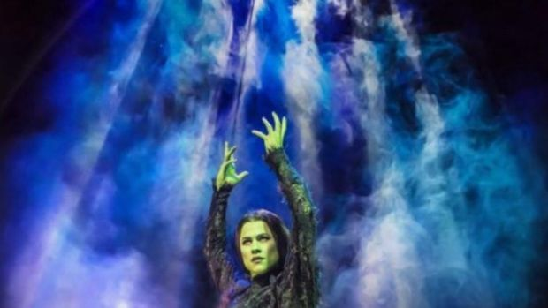 Can not populate, will not pope?: You could go to Wicked, at the Bord Gáis Energy Theater in Dublin, instead
