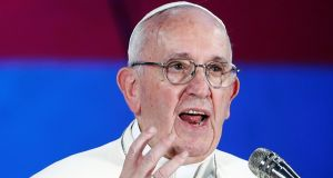 Pope Francis himself has described the curia as 'the leprosy of the papacy'. Photograph: Max Rossi/Reuters