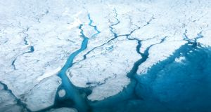 "The sea off the north coast of Greenland is normally so frozen that it was referred to, until recently, as ""the last ice area"".  Photograph: iStock"