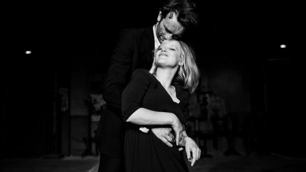 Joanna Kulig and Tomasz Kot in 'Cold War'