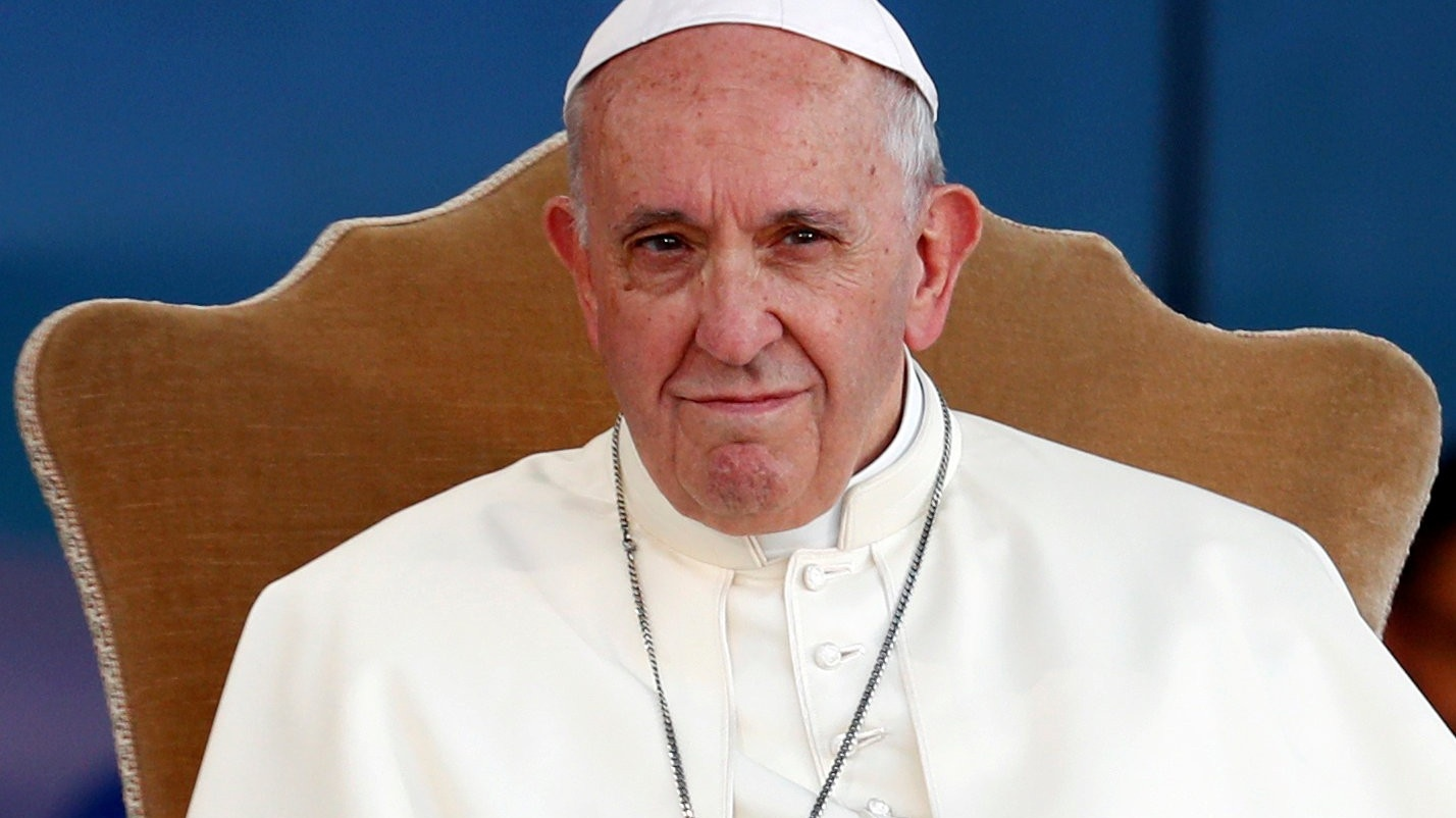 Excited Pope Francis Hopes Irish Visit Leads To Reconciliation