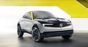 Opel's  GT X Experimental takes that uncluttered look (Opel calls is 'Visual Detox'), and turns it into an SUV