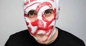 Blindboy Boatclub: the author and musician says he will tackle the Irish housing crisis on his podcast