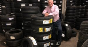 "Modern Tyres director Jimmy Byrne: ""I'm terrified of Brexit. We've been through it already up here, when we had border posts and had to go through customs checks every day. Nobody knows."""