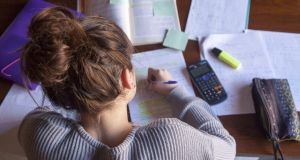 Studying at third level can be a big step up from the Leaving Cert. Photograph: iStock