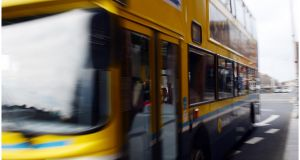 You will no longer be entitled to a refund if you overpay on a Dublin Bus from September 9th. Photograph: Bryan O'Brien