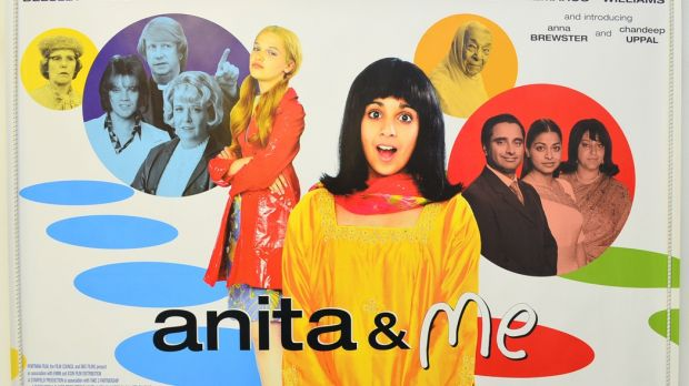 Poster art for the film of Meera Syal's beloved novel Anita & Me